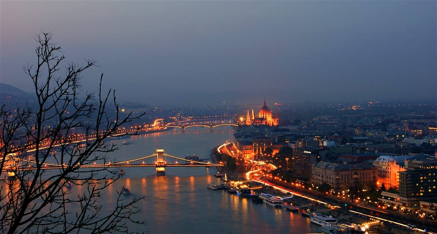 TOP 5 COOLEST THINGS TO DO IN BUDAPEST OVER THE AUTUMN