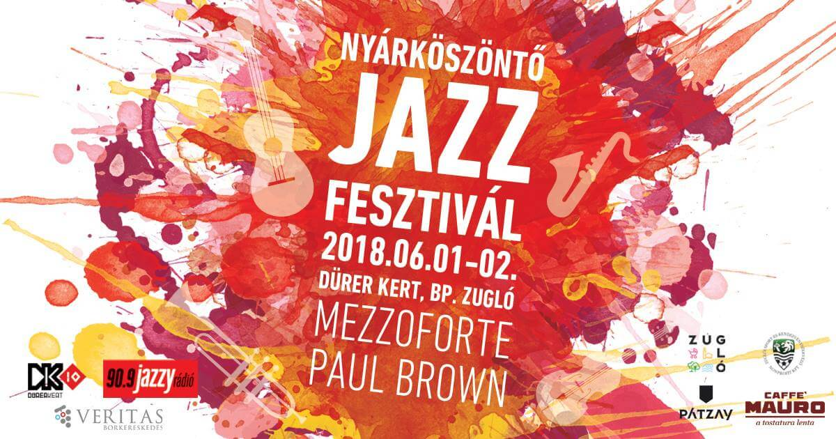 Welcome Summer Jazz Festival Budapest